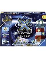 Ravensburger - 18184 - Jeu Scientifique - Electro'Phare Mini Science X