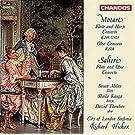 Mozart & Salieri: Concertos pour fl�te, harpe & hautbois