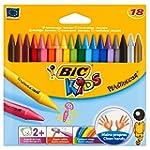 Bic Kids - Plastidecor - 18 Craies de...