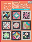 25 Patchwork Quilt Blocks, Vol 2.