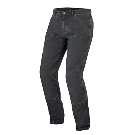 ALPINESTARS - Jean Tom Canvas Noir
