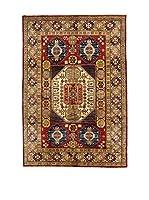 L'Eden del Tappeto Alfombra Uzebekistan Multicolor 364  x  253 cm