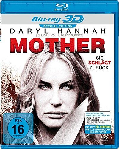 Mother - Sie schlägt zurück [3D Blu-ray]