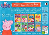 Neville Astley and Mark Baker Peppa Pig - Peppa's Super Activity Pack - 8 Sticker and Activity Books RRP £31.92 (Peppa Pig Activities)