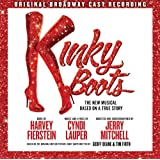 Kinky Boots, The New Musical based on a True Story