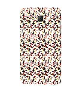 EPICCASE splashy design Mobile Back Case Cover For Samsung Galaxy On5 (Designer Case)