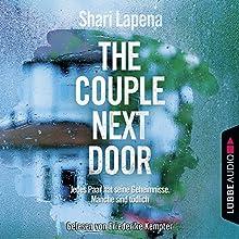The Couple Next Door Hörbuch von Shari Lapena Gesprochen von: Anneke Kim Sarnau, Friederike Kempter