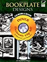 Bookplate Designs (Book & CD-ROM)