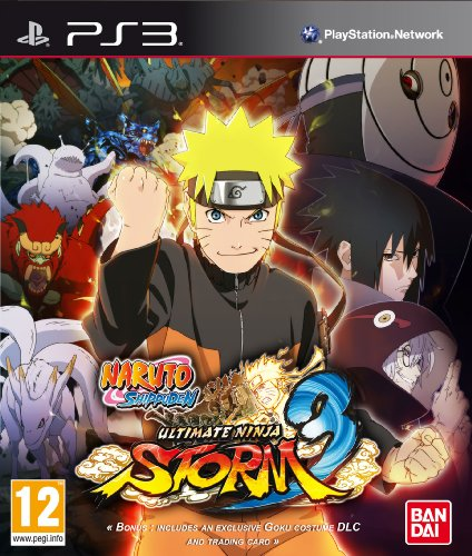 gadget geek - naruto shippuden ultimate ninja storm edition day one