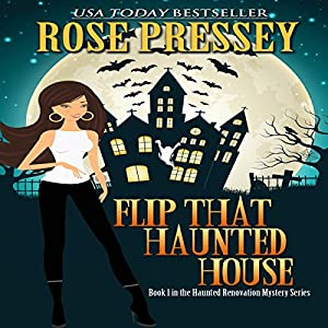 Flip That Haunted House Audiobook