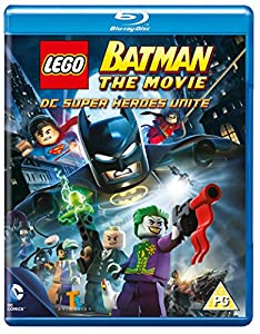 LEGO Batman: The Movie - DC Super Heroes Unite [Blu-ray]