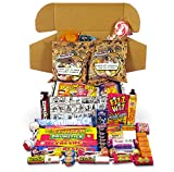 The Retro Sweets Sweetshop In A Cartoony Box - Now With Over 525 5 Star Reviews - Packed Full Of The Best Retro Sweets - Everyone Loves Traditional, Old Fashioned Sweets - Perfect Inexpensive Birthday Gift, Get Well Soon, Congratulations, Romantic Valent