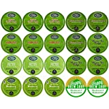 20-count GREEN MOUNTAIN FLAVORED COFFEE K-Cup Variety Sampler Pack, Single-Serve Cups for Keurig Brewers