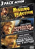Missing in Action 1-3