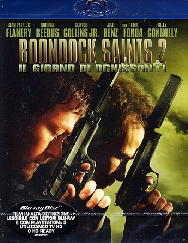 The Boondock saints 2 [Blu-ray] [IT Import]