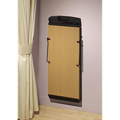 Corby 7700 Satin Oak Finish Trouser Press