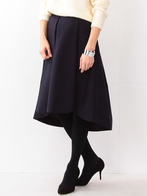 Amazon.co.jp: (デミルクスビームス) Demi-Luxe BEAMS / バックサテン タックスカート: 服&ファッション小物