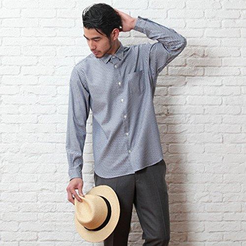タケオキクチ(TAKEO KIKUCHI) シャツ(リバージャガードシャツ)【101ホワイト/L】