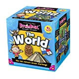 BrainBox - The Worldby The Green Board Game Co.