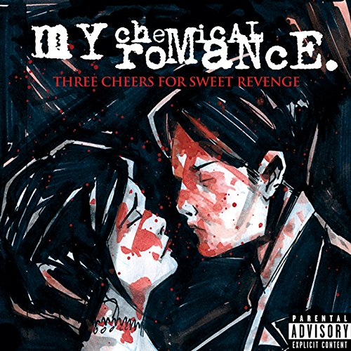 Original album cover of Three Cheers For Sweet Revenge (Explicit)(Vinyl) by My Chemical Romance