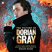 The Picture of Dorian Gray (       UNABRIDGED) by Oscar Wilde, David Llewellyn Narrated by Alexander Vlahos, Miles Richardson, Marcus Hutton, Aysha Kala, James Unsworth, Ian Hallard
