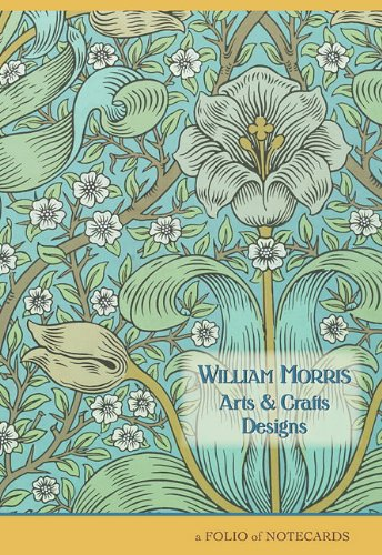 William Morris Arts & Crafts Designs: A Folio of Notecards