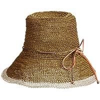 (グレース)grace 折りたたみ可能 ABACA RIBBON HAT