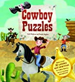 img - for Cowboy Puzzles (Puzzle Adventure) book / textbook / text book