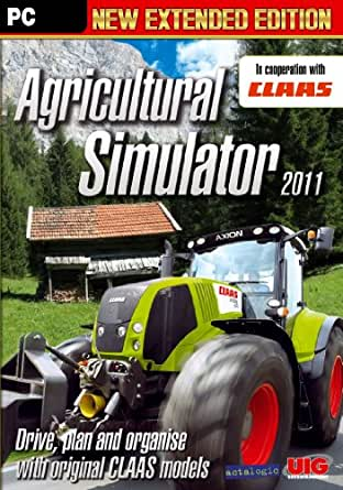 Agricultural Simulator 2011 Extended Edition [Download]