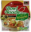 Nongshim Bowl Noodle Soup, Spicy Kimchi, 3.03 Ounce (Pack of 12)
