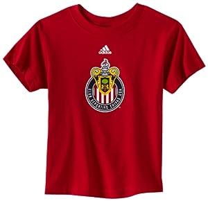 Amazon.com : MLS Chivas USA Primary Logo Fashion Fit Short Sleeve 7-16