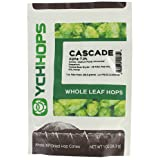 Cascade Hops, Whole Leaf, 1oz