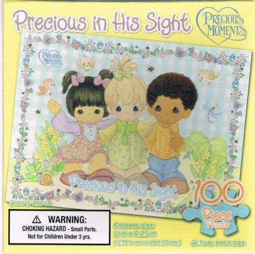 Precious Moments Precious In His Sight 100 Piece Puzzle - 1