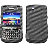 Carbon Fiber Hard Protector Cover Case for Blackberry 9630 (Tour) 9650 (Bold) Phone Accessory