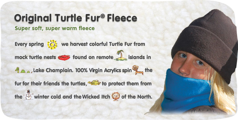 Original Turtle Fur Fleece,Super Soft,Super Warm