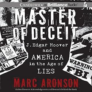 Master of Deceit Audiobook