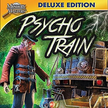 Viva Media Psycho Train Deluxe Edition - Mystery Masters
