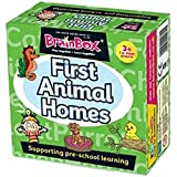 BrainBox primeras casas de animales