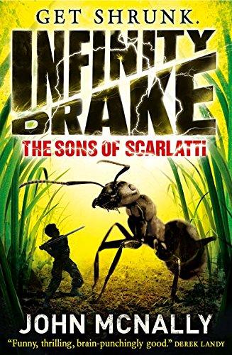 The Sons of Scarlatti (Infinity Drake, Book 1)