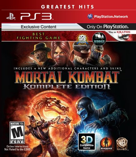 Mortal Kombat 9 on PS3,Xbox360