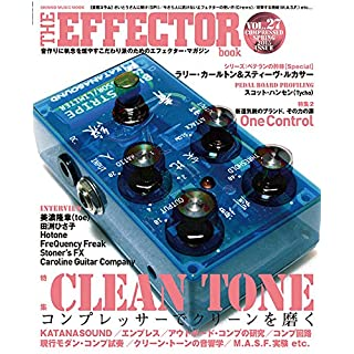 The EFFECTOR BOOK Vol.27 (���󥳡����ߥ塼���å�MOOK)