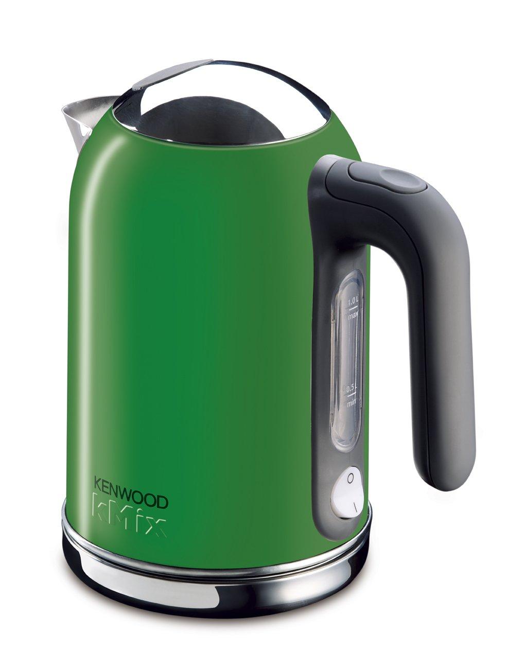 Kenwood SJM 025 kMix Wasserkocher / BoutiqueSerie / 1 Liter / 2200 Watt / Grün Überprüfung und Beschreibung
