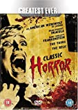 Greatest Ever Classic Horror Collection (Steelbook) [DVD]