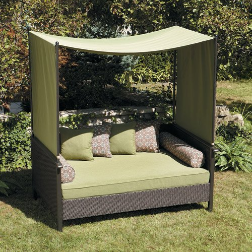 relax u0026 enjoy this wicker daybed this wicker outdoor