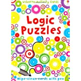 Logic Puzzles (Usborne Puzzle Cards)by Sarah Khan