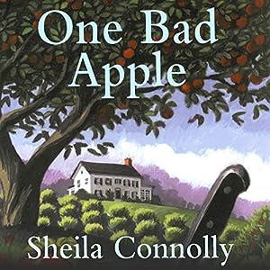 One Bad Apple Audiobook