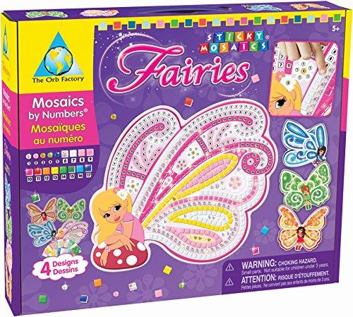 Sticky Mosaics Fairies