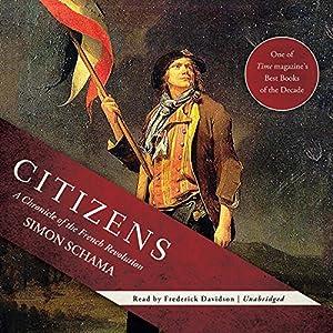 Citizens Audiobook