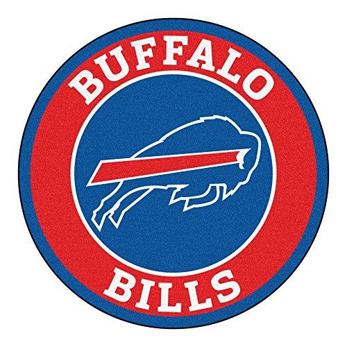 FANMATS 17952 NFL Buffalo Bills Roundel Mat