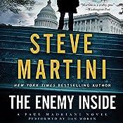The Enemy Inside: A Paul Madriani Novel | [Steve Martini]